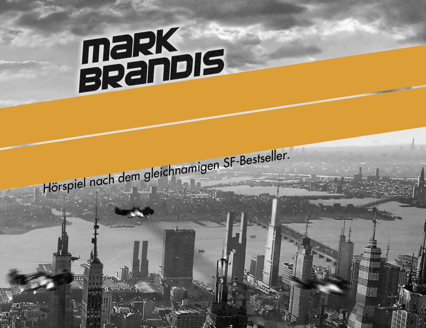 Mark Brandis für den Hörspielpreis Ohrkanus nominiert
